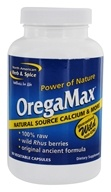 Image of North American Herb & Spice - Oregamax - 90 Vegetarian Capsules