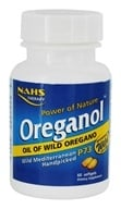 Image of North American Herb & Spice - Oreganol - 60 Softgels