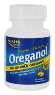 North American Herb & Spice - Oreganol - 60 Softgels