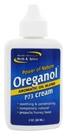 North American Herb & Spice - Oreganol Cream - 2 oz. (635824002048)
