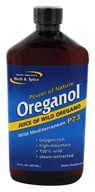 North American Herb & Spice - Oreganol P73 Juice - 12 oz.