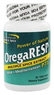 Image of North American Herb & Spice - OregaRESP Respiratory Support P73 450 mg. - 30 Vegetarian Capsules Formerly Orgegacyn