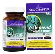 New Chapter - Zyflamend Whole Body - 60 Softgels, from category: Nutritional Supplements