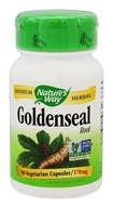 Image of Nature's Way - Goldenseal Root 570 mg. - 50 Capsules
