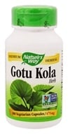 Nature's Way - Gotu Kola Herb 475 mg. - 100 Capsules