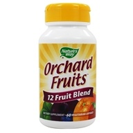 Nature's Way - Orchard Fruits - 60 Vegetarian Capsules (033674147948)