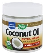 Image of Nature's Way - EfaGold Organic Pure Extra Virgin Coconut Oil - 16 oz. LUCKY DEAL