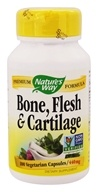 Nature's Way - Bone Flesh & Cartilage 480 mg. - 100 Capsules