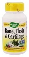 Nature's Way - Bone Flesh & Cartilage 480 mg. - 100 Capsules - $6.12
