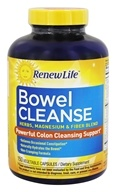 ReNew Life - Organic Bowel Cleanse - 150 Vegetarian Capsules, from category: Nutritional Supplements