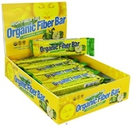 Image of ReNew Life - Organic Fiber Bar Awesome Apple - 1.76 oz.