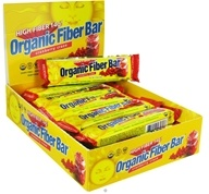 Image of ReNew Life - Organic Fiber Bar Cranberry Craze - 1.76 oz.