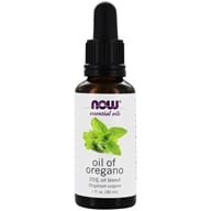 NOW Foods - Oil Of Oregano 25% - 1 oz.