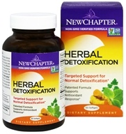 New Chapter - Herbal Detoxification - 60 Softgels