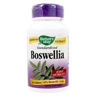 Nature's Way - Boswellia Standardized - 60 Tablets LUCKY DEAL (033674644003)
