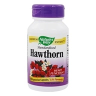 Nature's Way - Hawthorn Standardized Extract - 90 Capsules - $8.79