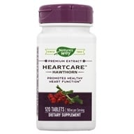 Image of Nature's Way - Heart Care Hawthorn Extract - 120 Tablets