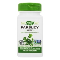 Nature's Way - Parsley Herb 450 mg. - 100 Capsules