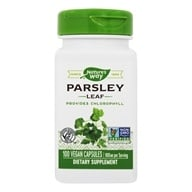 Image of Nature's Way - Parsley Herb 450 mg. - 100 Capsules