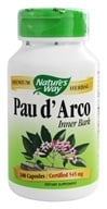 Nature's Way - Pau D'Arco Inner Bark 545 mg. - 100 Capsules by Nature's Way