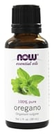NOW Foods - Oregano Oil - 1 oz.