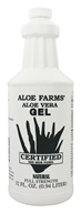 Image of Aloe Farms - Organic Aloe Vera Gel - 32 oz.