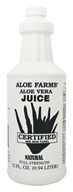 Aloe Farms - Organic Aloe Vera Juice - 32 oz. - $6.99