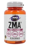 NOW Foods - ZMA 800 mg. - 90 Capsules (733739022004)
