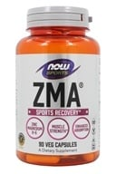 NOW Foods - ZMA 800 mg. - 90 Capsules - $11.54