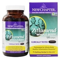 Image of New Chapter - Zyflamend Whole Body - 120 Softgels