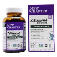 New Chapter - Zyflamend Nighttime - 60 Softgels (formerly Zyflamend PM) (727783040558)