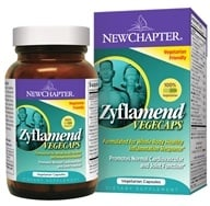 New Chapter - Zyflamend Vegecaps - 60 Vegetarian Capsules, from category: Herbs