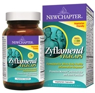 New Chapter - Zyflamend Vegecaps - 60 Vegetarian Capsules