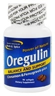 Image of North American Herb & Spice - Oregulin - 90 Softgels