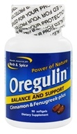 North American Herb & Spice - Oregulin - 90 Softgels (635824002000)