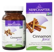 New Chapter - Cinnamonforce - 120 Softgels (727783040398)