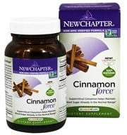 New Chapter - Cinnamonforce - 60 Softgels (727783040381)