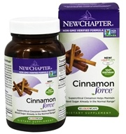 New Chapter - Cinnamonforce - 60 Softgels - $17.37