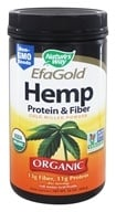 Nature's Way - Hemp Protein And Fiber Powder - 16 oz. (033674154557)