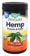 Nature's Way - Hemp Protein And Fiber Powder - 16 oz.