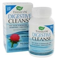 Nature's Way - Herbal Digestive Cleanse - 90 Vegetarian Capsules (033674154045)