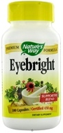 Image of Nature's Way - Herbal Eyebright - 100 Capsules