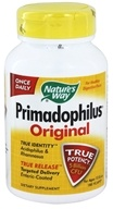 Nature's Way - Primadophilus - 180 Vegetarian Capsules (033674068502)
