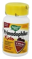 Image of Nature's Way - Primadophilus Kids Cherry - 30 Chewable Tablets
