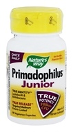 Nature's Way - Primadophilus Junior - 90 Vegetarian Capsules, from category: Nutritional Supplements
