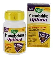 Nature's Way - Primadophilus Optima - 30 Vegetarian Capsules (033674156520)