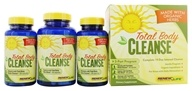 ReNew Life - Organic Total Body Cleanse 14-Day 3-Part Kit