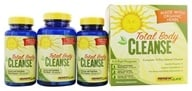 ReNew Life - Organic Total Body Cleanse 14-Day 3-Part Kit by ReNew Life