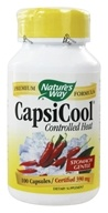 Nature's Way - Capsicool - 100 Capsules, from category: Herbs