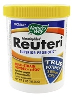 Nature's Way - Primadophilus Reuteri - 5 oz.